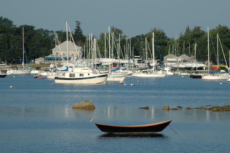布里斯托尔港口 库存图片