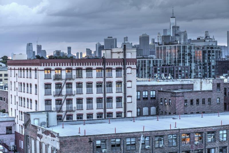 布鲁克林新的地平线约克 免版税库存图片