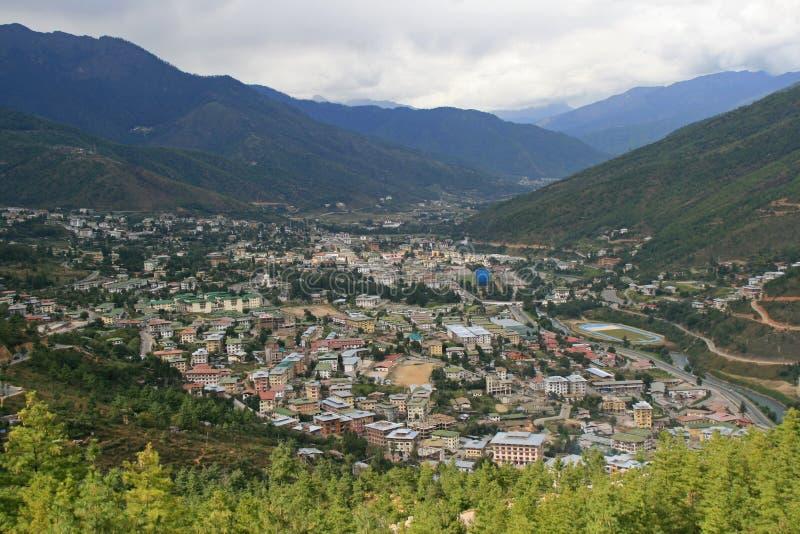 廷布-不丹(2) 免版税图库摄影