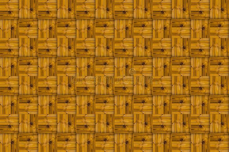 帆布样式木条地板板样式纹理光木作用织法排行 库存照片