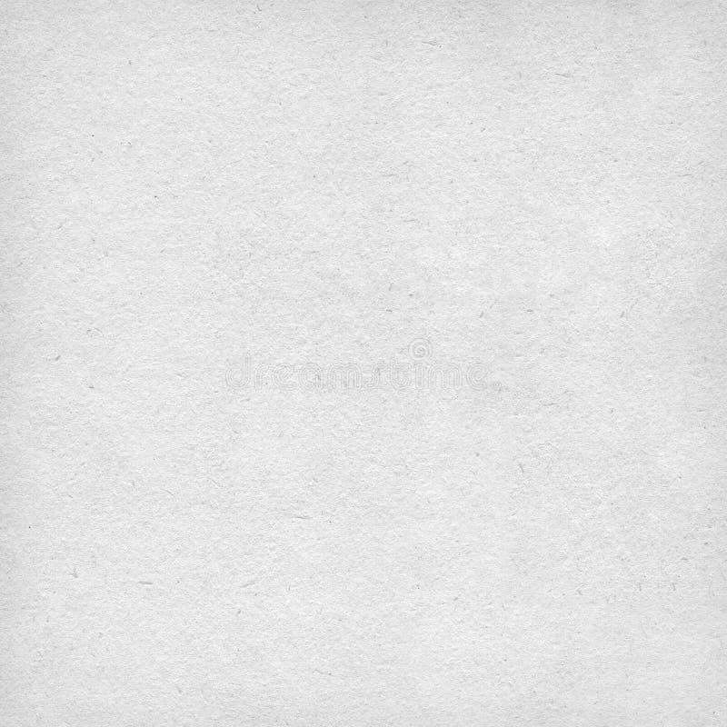 帆布纸白色纹理 免版税库存图片