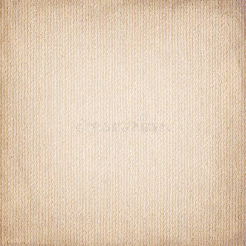 帆布以使用的精美栅格当难看的东西背景或纹理 库存例证