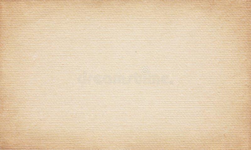 帆布以使用的精美栅格当难看的东西水平的背景或纹理 库存例证