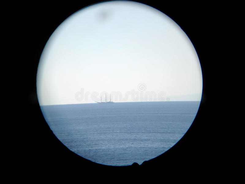帆船,海,海洋,海员,游艇 库存图片