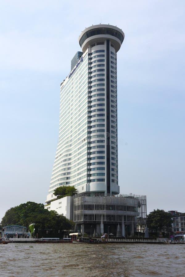 希尔顿旅馆曼谷 库存图片
