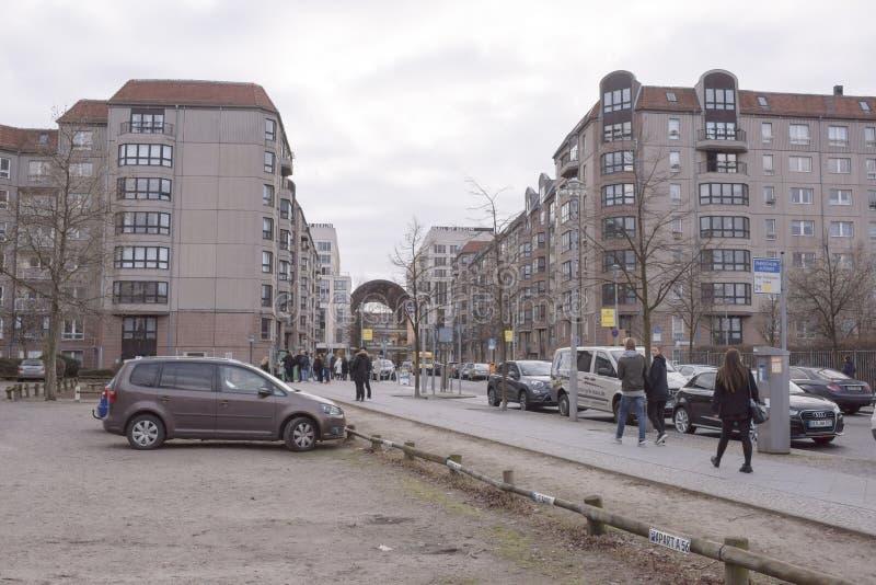 希特勒` s地堡的地方 免版税库存图片
