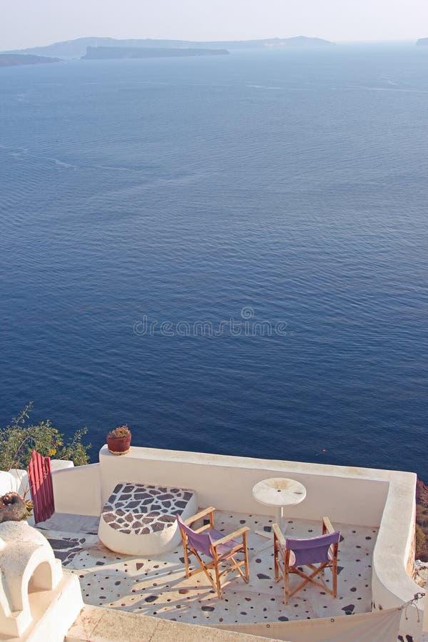 希腊假期 库存图片