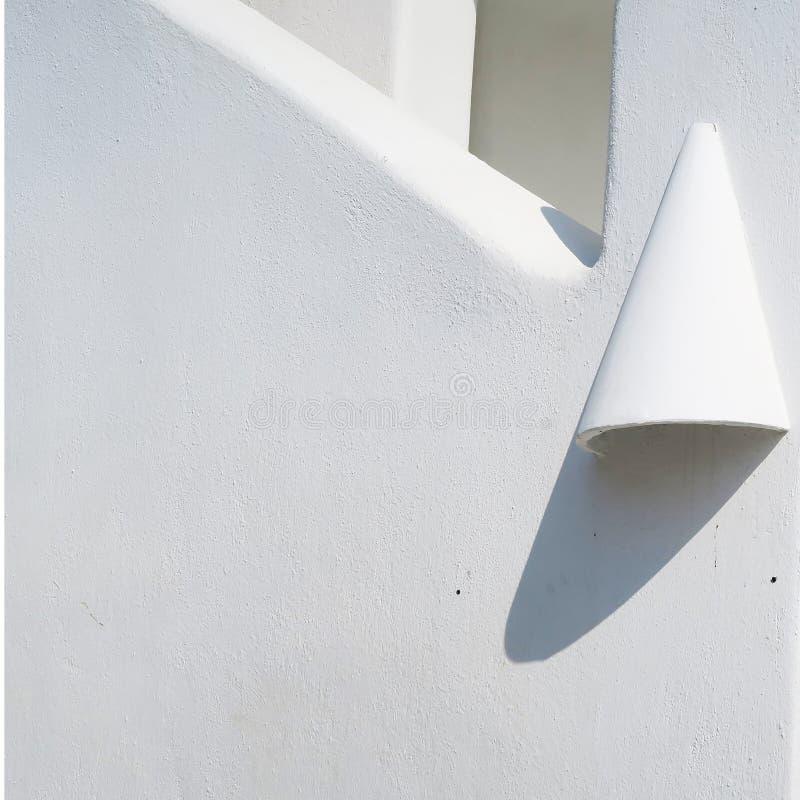 希腊圣托里尼希腊建筑 库存照片