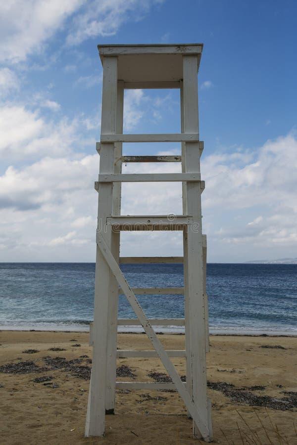 希腊圣洁查找山夏天 免版税库存图片