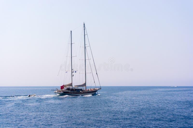 希腊海岛zakynthos 库存图片