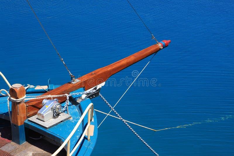 希腊航行 免版税库存图片