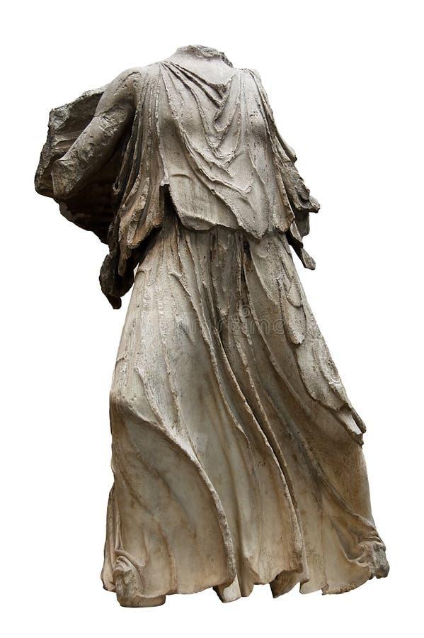 希腊语帕台农神庙雕象 库存图片
