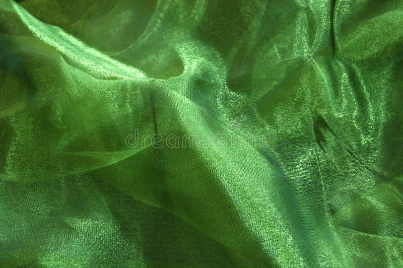 帏帐绿色 免版税图库摄影