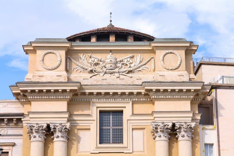帕尔马,意大利 免版税图库摄影