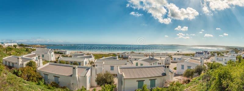 帕特诺斯特全景大西洋海岸的 免版税图库摄影
