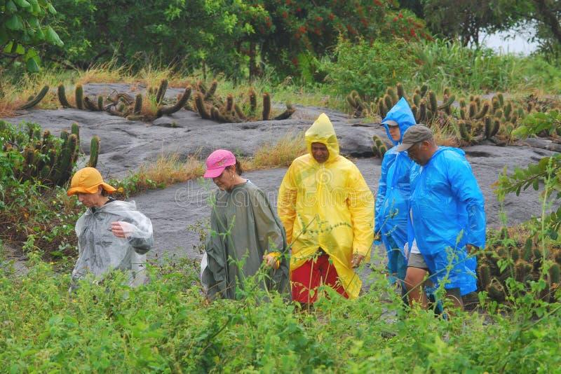 帕索斯de Anchieta Pilgrimage_09 免版税库存照片