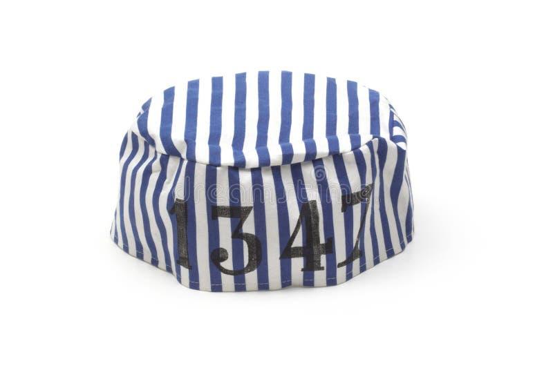 帽子囚犯s 免版税图库摄影