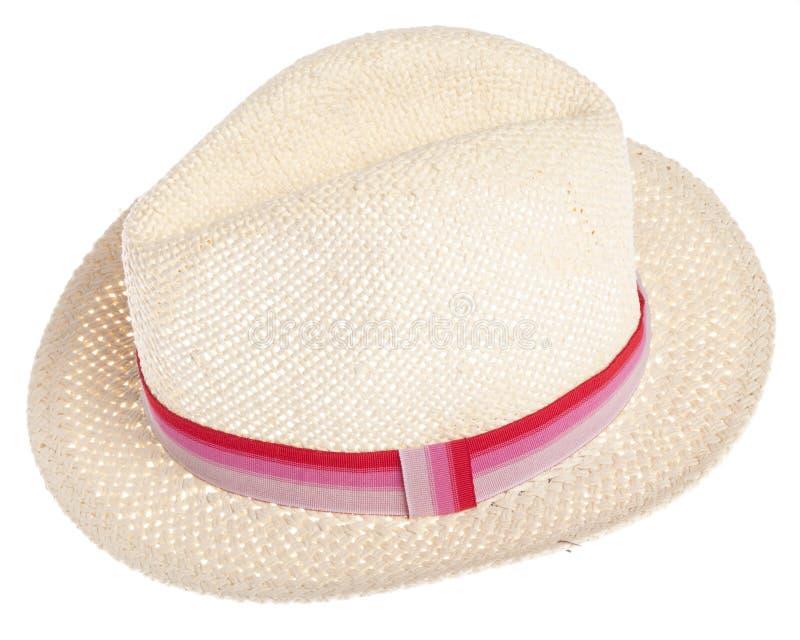 帽子夏天 库存照片