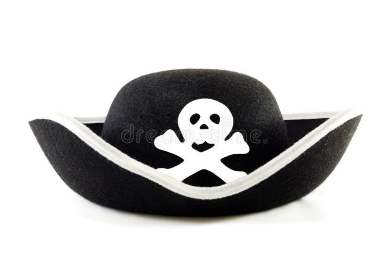 帽子海盗行为 库存照片