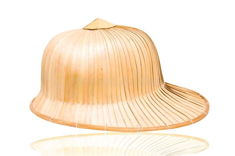 帽子织法 免版税库存照片