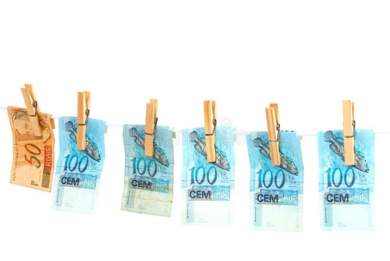干燥货币 免版税库存图片