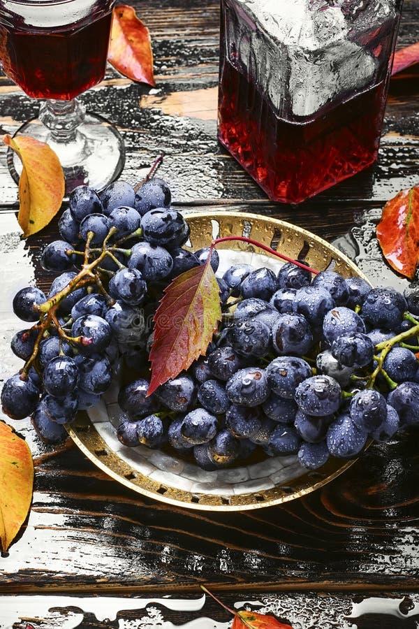 干红葡萄酒 免版税库存图片