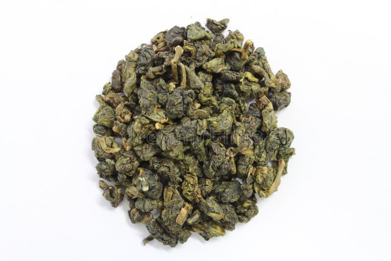 干茶 免版税图库摄影
