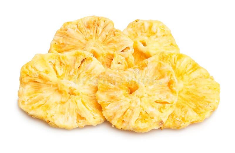 干菠萝 免版税库存照片
