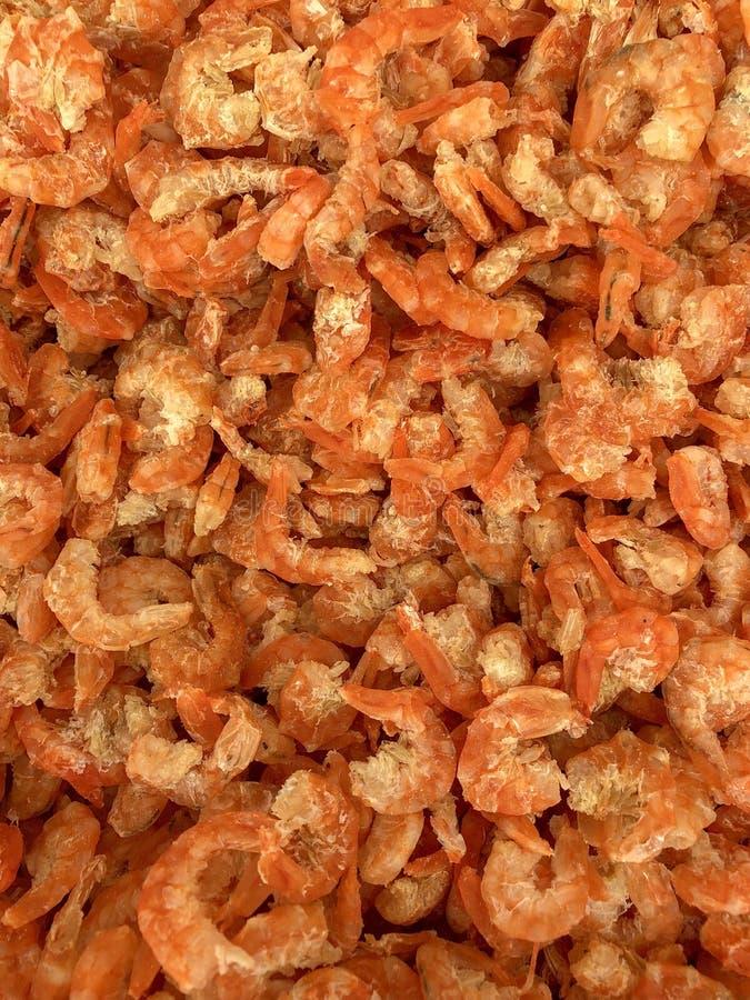 干虾 免版税库存图片