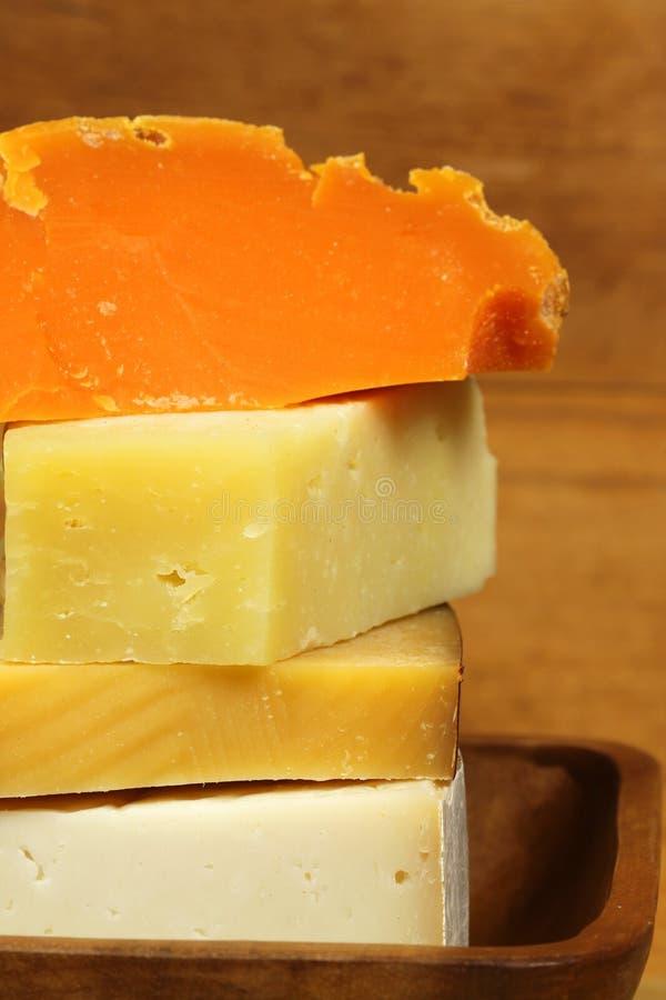 干酪堆 图库摄影