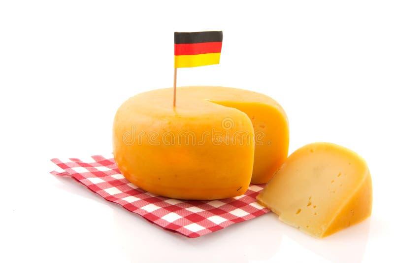 干酪德语 免版税库存照片