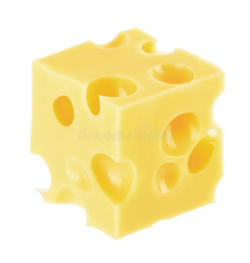 干酪片 库存照片