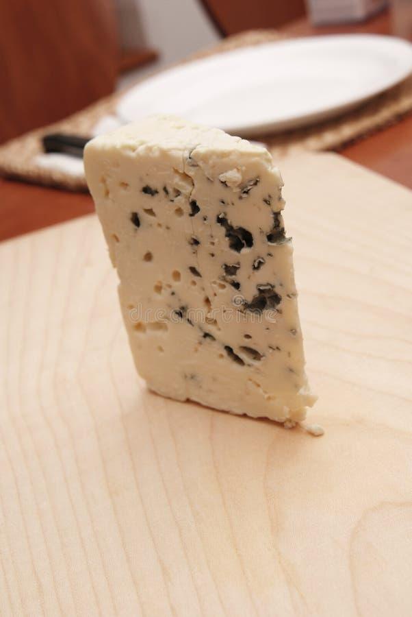 干酪羊乳干酪 库存图片