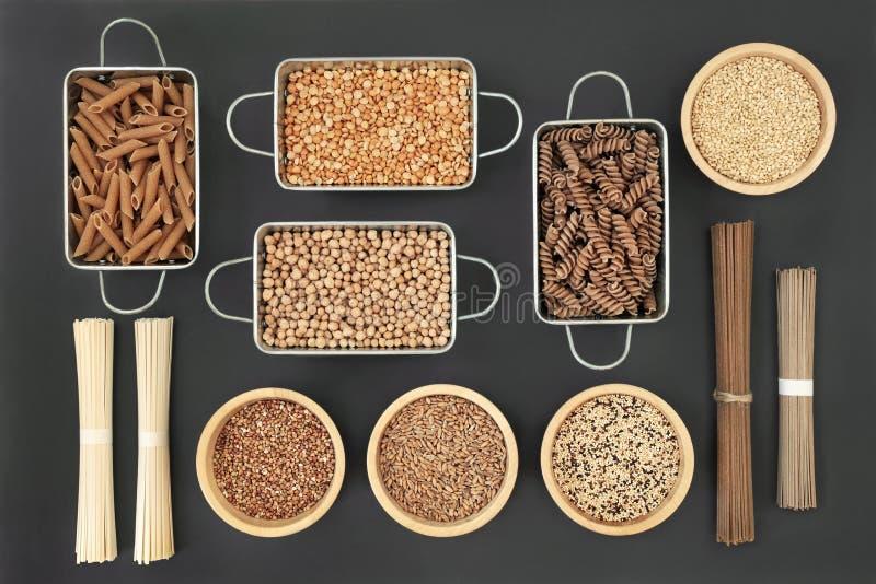 干长寿的健康食品 库存图片