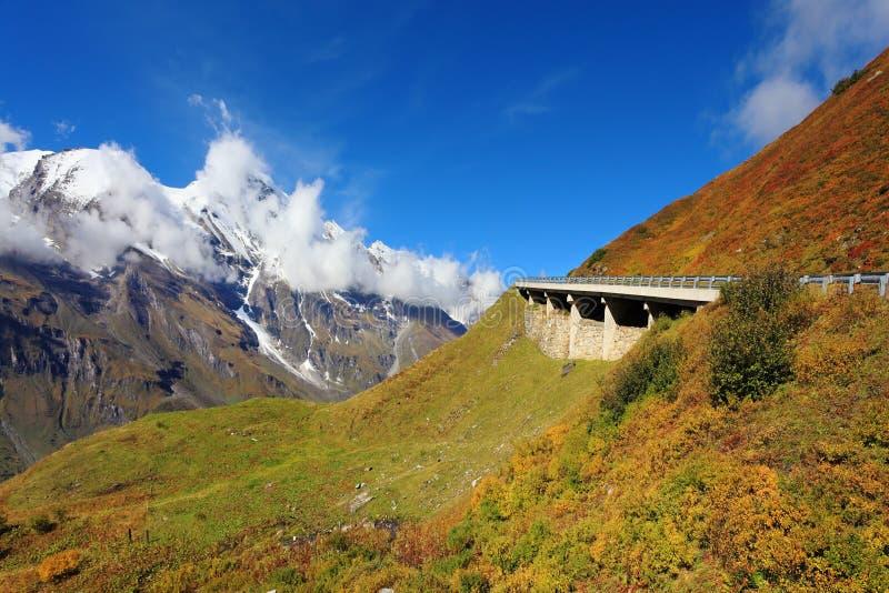 平台技术支持高速公路 库存图片