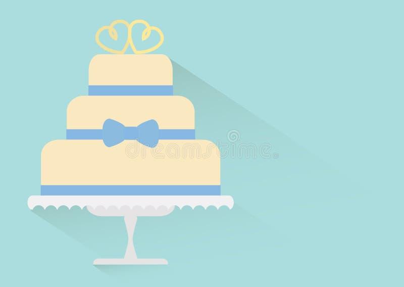 平的婚宴喜饼 皇族释放例证