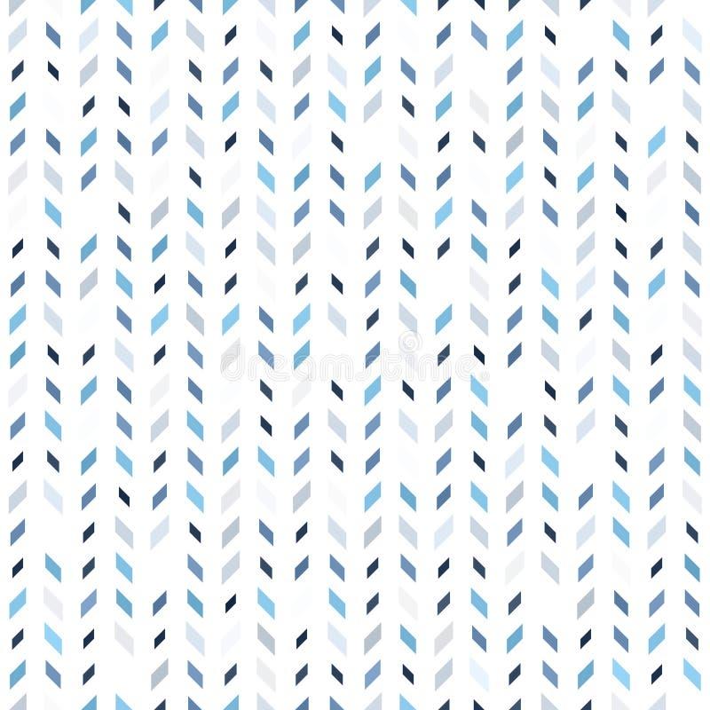 平行四边形样式 1866根据Charles Darwin演变图象无缝的结构树向量 向量例证