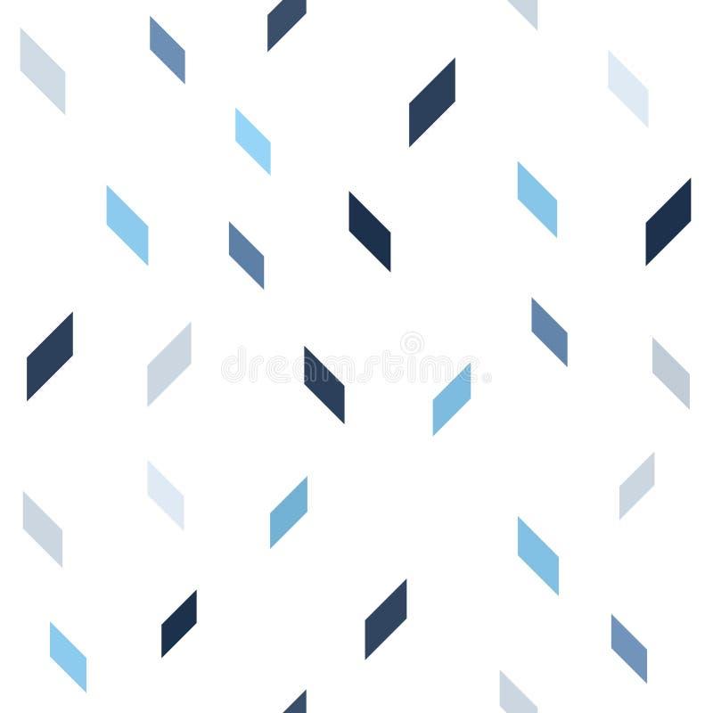 平行四边形样式 1866根据Charles Darwin演变图象无缝的结构树向量 皇族释放例证