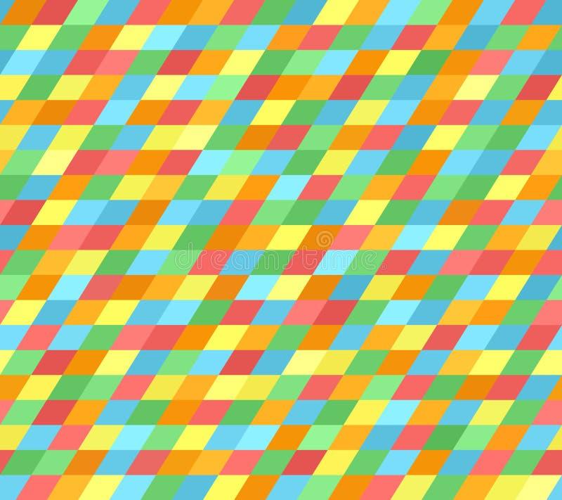平行四边形样式 r 库存例证