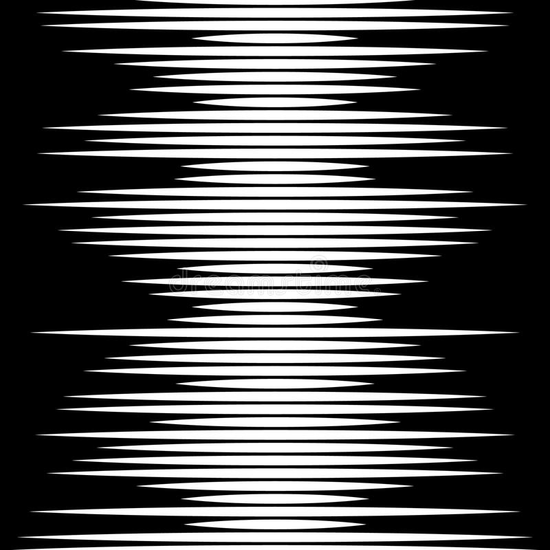 平行的直线单色样式几何纹理 皇族释放例证