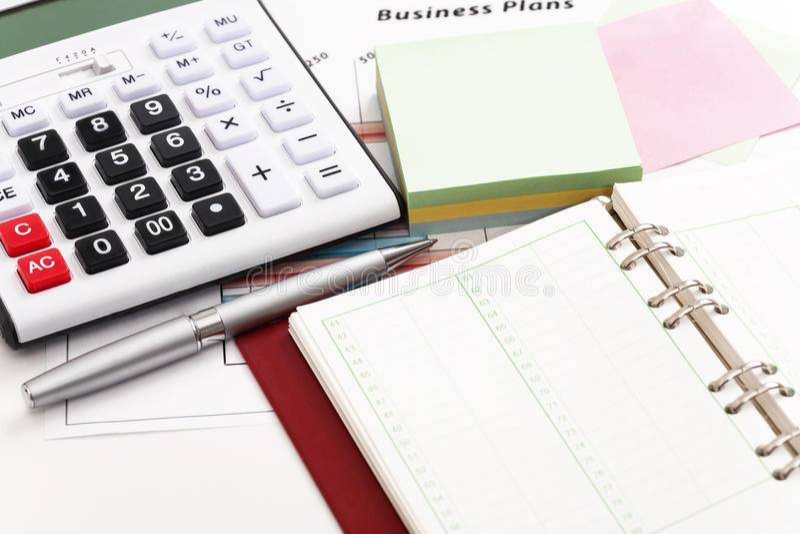 平衡帐户 免版税库存图片