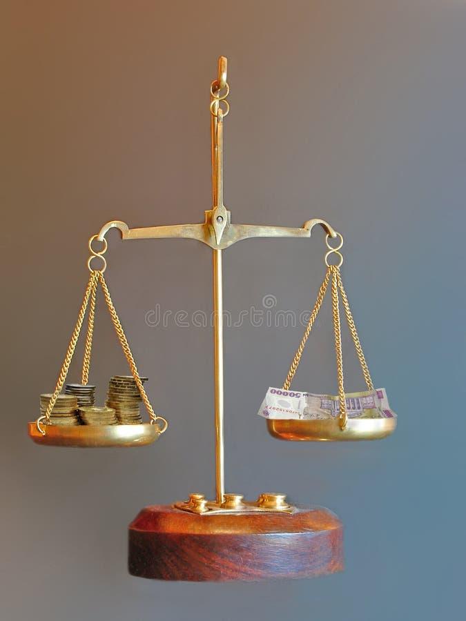 平衡 免版税库存图片