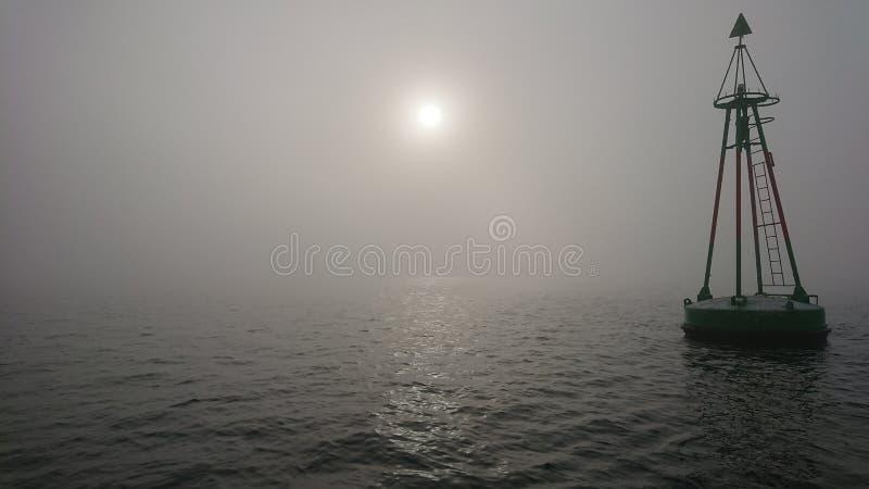 平静的海运 库存图片