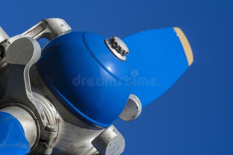 平面推进器 库存照片