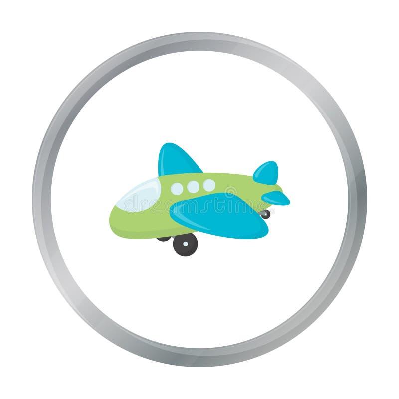 平面玩具动画片象 网和流动设计的例证 皇族释放例证