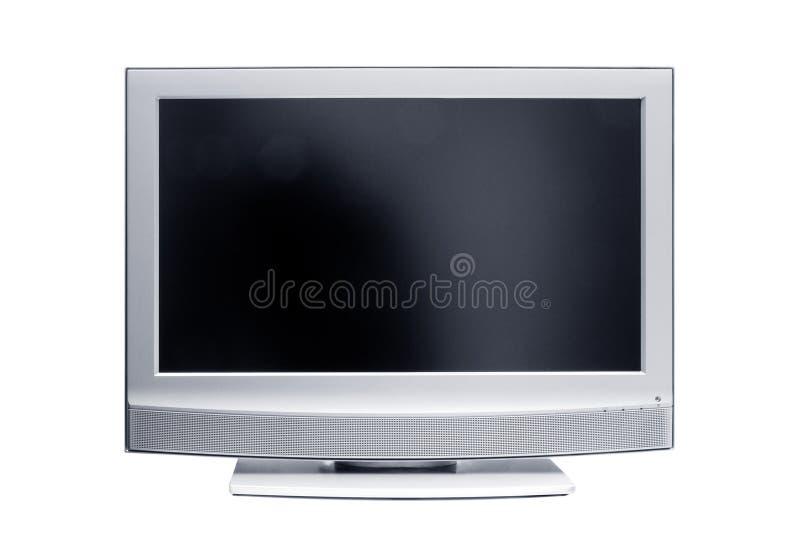 平面的电视 库存照片