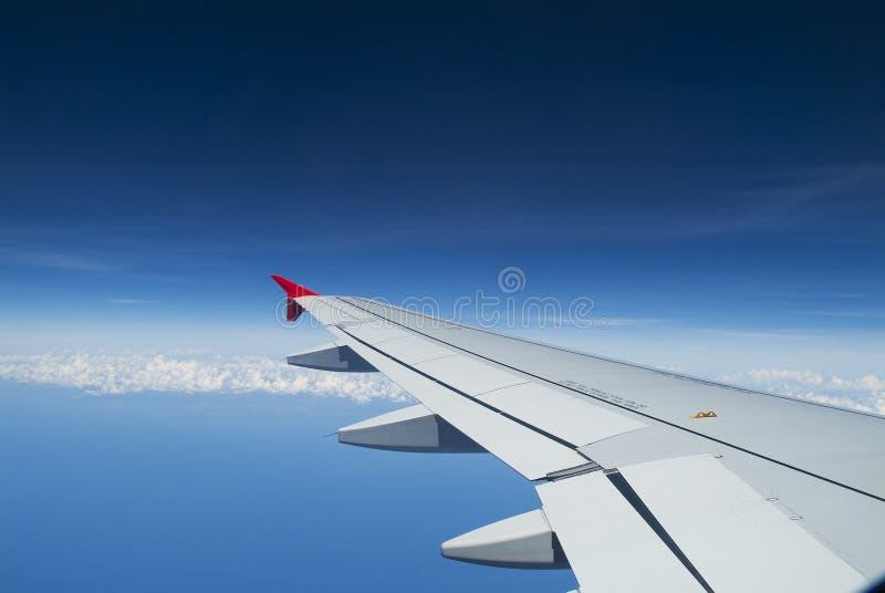 平面翼 库存图片