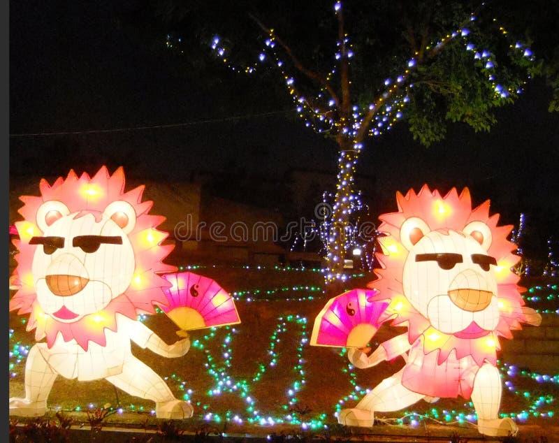 2013年台北灯会 免版税库存图片