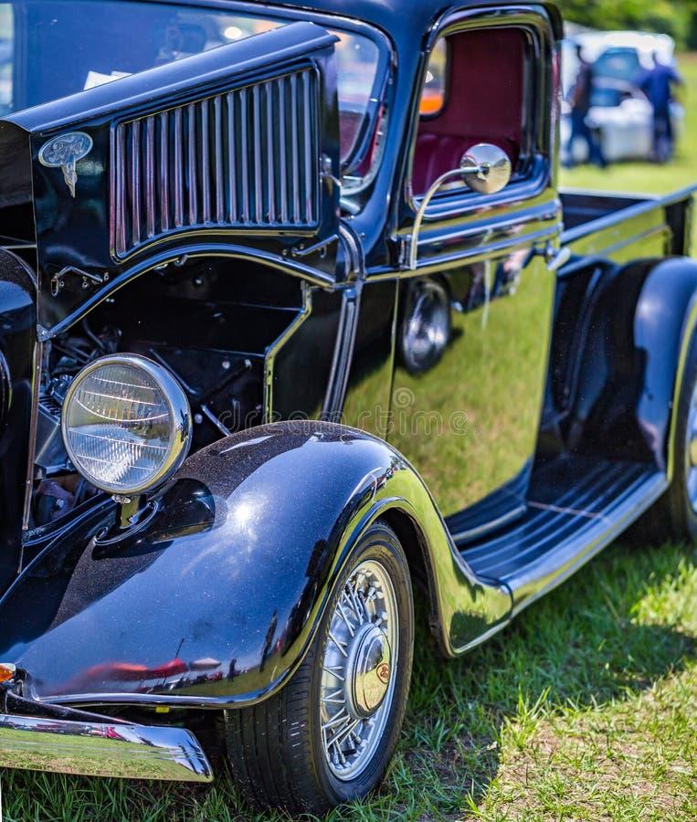 1932年福特卡车 免版税库存照片