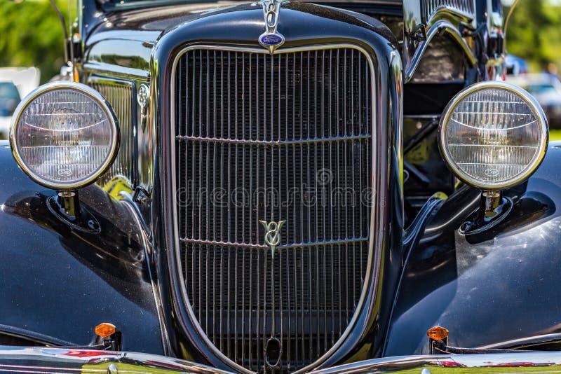 1932年福特卡车 库存图片
